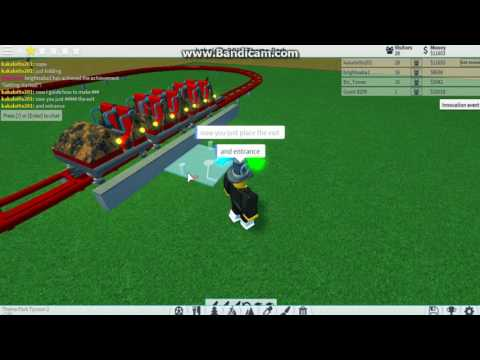 How to get jetpack prize roblox Theme park tycoon 2 event
