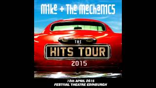 Mike & The Mechanics (audio only) Live Edinburgh 2015 Cuddly Toy (Feel For Me)