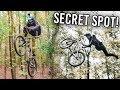 SESSION an SECRET MTB SPOT!