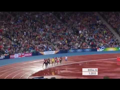 Nijel Amos beats David Rudisha to 800m gold | Unmissable Moments