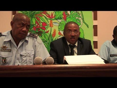 Madagascar: sept arrestations après le meurtre de deux Français