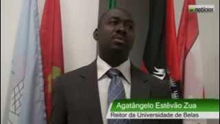 Protocolo de cooperação entre a universidade  UniBelas (Luanda) e Câmara M.do Barreiro