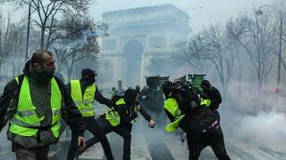 Violences à Paris : des casseurs aux profils très différents