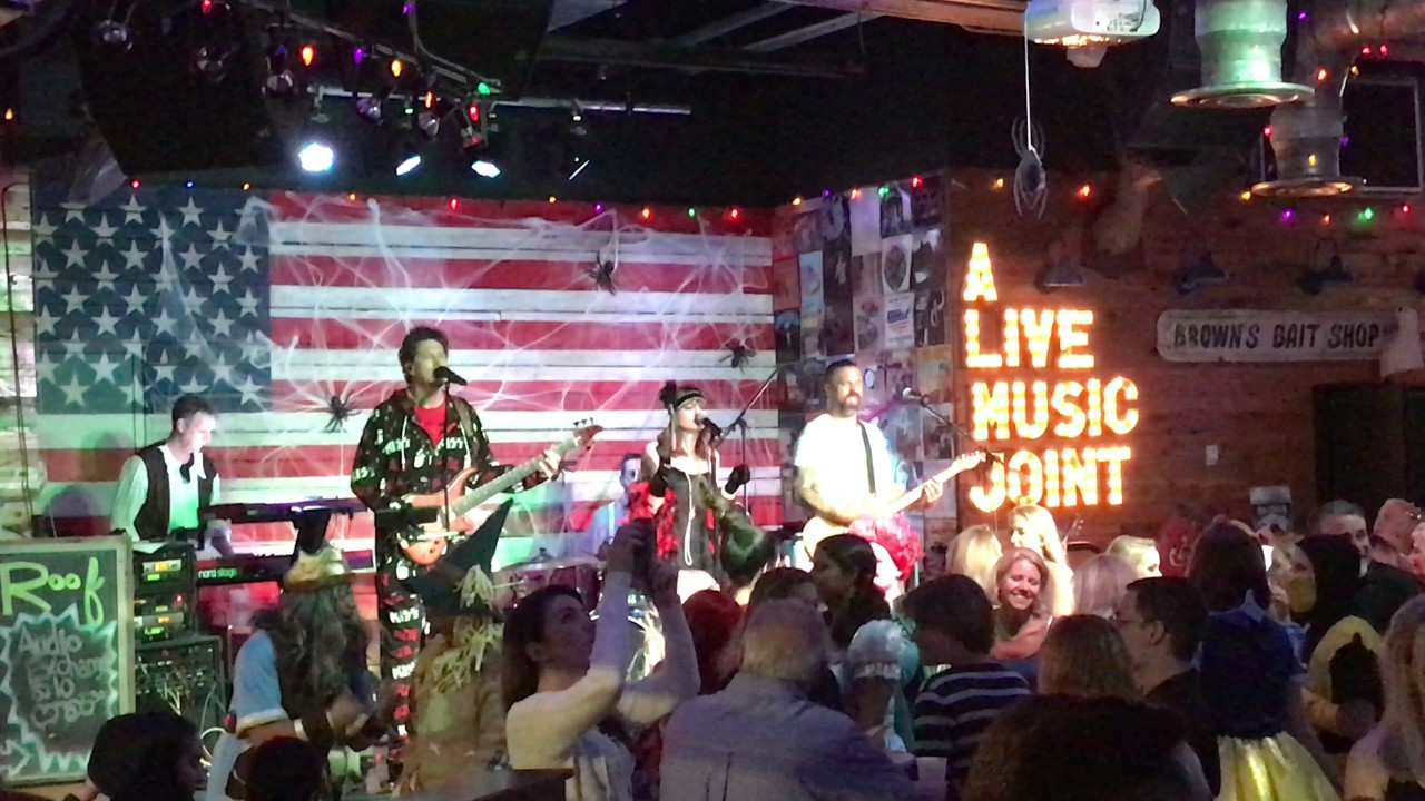 Audio Exchange Covering Adele Amp Gnarls Barkley At Tin Roof