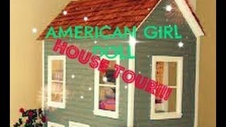 American Girl Doll Room Tour!!!! 2013