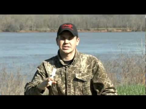 Mastering the Goose Call STEP 14 'The CLUCK' by Field Proven Calls