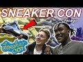SNEAKER CON CHICAGO 2018 (SUPER RARE SHOES!)| Travis Scott Jordan 4, Off White Nike & More