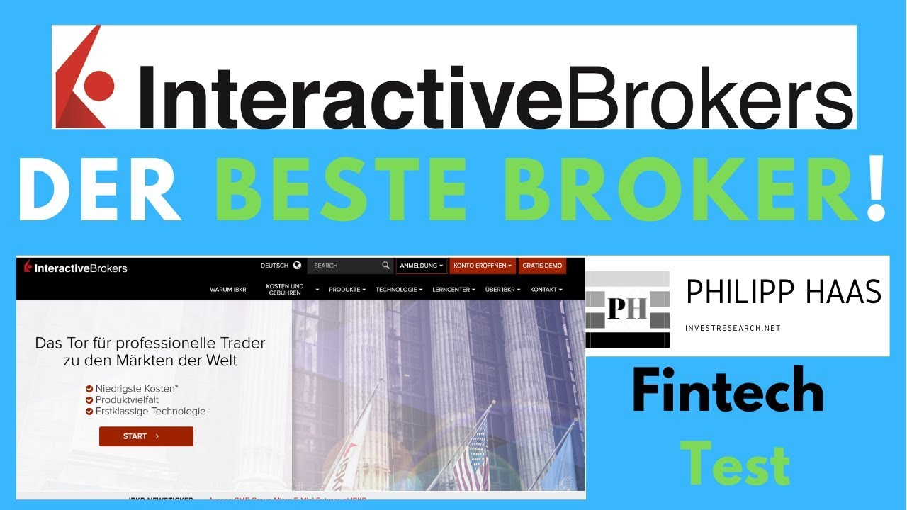 Interactive Brokers Erfahrung