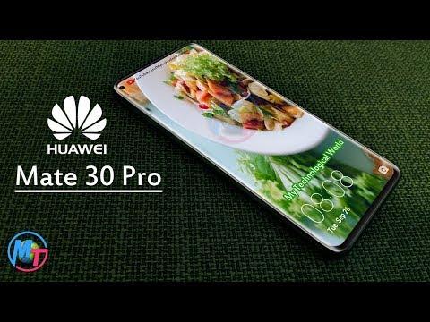 Huawei Mate 30 Pro - The Most Beautiful Smartphone!!!