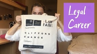 Legal career // Oxford law student