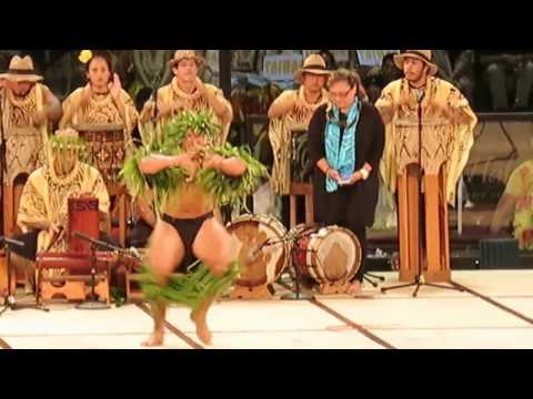 Merrie Monarch Festival 2016. Hilo. Hawaii