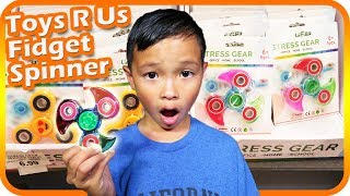 FIDGET SPINNER Toy Hunt at Toys R Us, New Hatchimals Colleggtibles – TigerBox HD