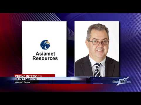 Asiamet Resources has billion dollar potential - CEO