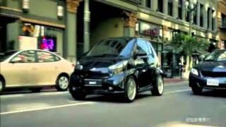 Smart Car Commercial Advertising Project