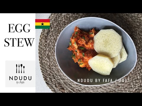 ghanaian-egg-stew-with-boiled-yam