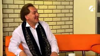 Артист астраханского театра кукол Сергей Кичин отмечает свой 55-летний юбилей