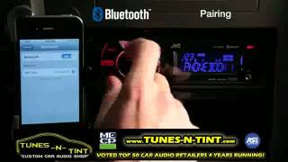 JVC Mobile Entertainment 2012 - Digital Media Receiver - Bluetooth