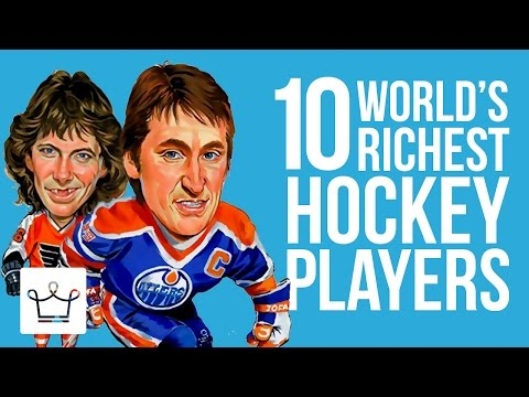 Top 10 Richest Hockey Players Of All Time