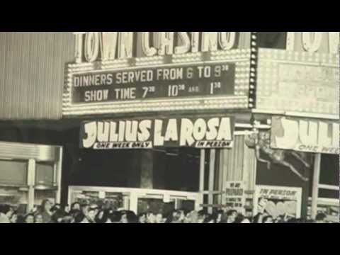Ed Little Remembers The Town Casino Buffalo New York Youtube