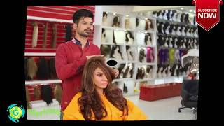 Kashee S Hair Style Video Tutorial Kashee S Hair Cut Color At Kashee S Beauty Parlor Youtube