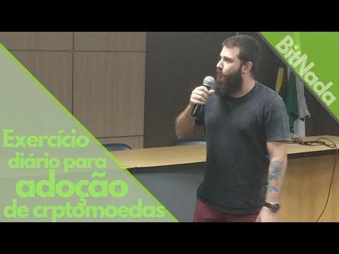 EXERCÍCIO DIÁRIO PARA A ADOÇÃO DAS CRIPTOMOEDAS