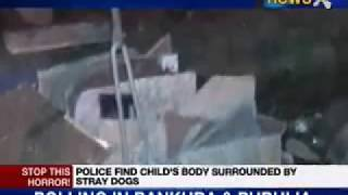 NewsX: Baby girl allegedly abducted, raped and battered to death