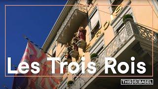 Grand Hotel Les Trois Rois Basel [Switzerland] | Basel.com
