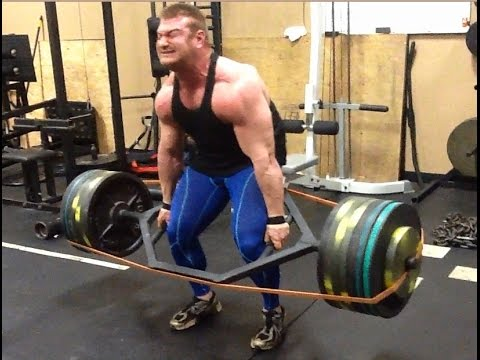 520 Lb Squat 725 Trap Bar Deadlift Pr