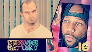 GTA: The Ballad of Gay Tony DLC Walkthrough Part 16 - Optic Trevor (GTA 4 Mods)