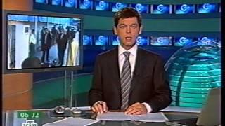 """Программа """"Сегодня"""" на НТВ с Алексеем Тархановым."""