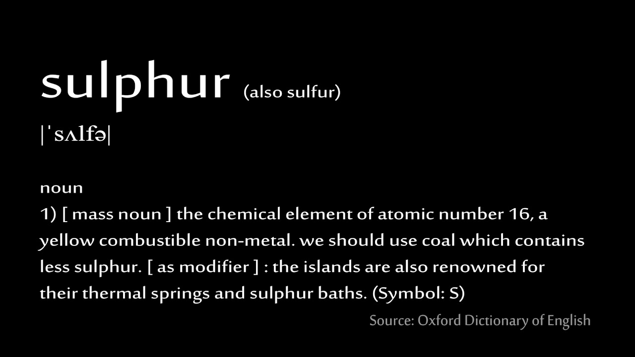 16 sulphur how to pronounce chemical elements periodic table 16 sulphur how to pronounce chemical elements periodic table urtaz Gallery
