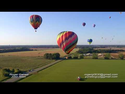 2016 Gulf Coast Hot Air Balloon Festival