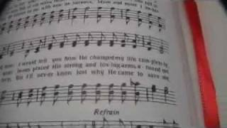 No One Ever Cared For Me Like Jesus (song and hymn history)