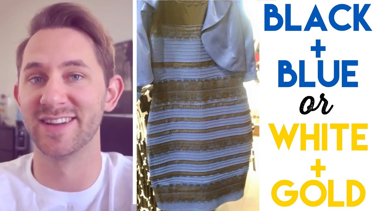 The dress explained - The Dress Colors Explained Day 122