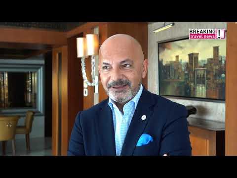 Breaking Travel News interview: Goran Stojkovic, general manager, Sheraton Dubai Creek Hotel