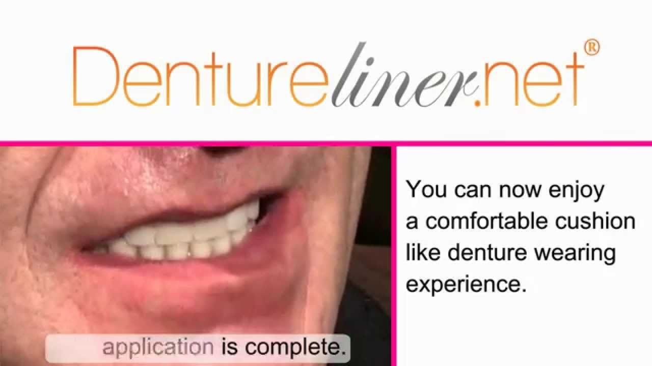 Denture relining cushion stabilizer brought to you by soladent denture relining cushion stabilizer brought to you by soladent youtube solutioingenieria Images