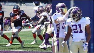 Atlanta Legends vs. Orlando Apollos| Week 7 AAF Full Highlights HD