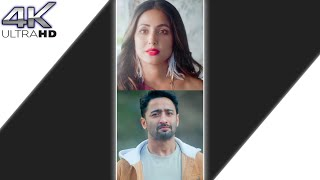 Baarish Ban Jaana Full Screen Status   Hina Khan   Baarish Ban Jana Status   Shaheer Sheikh