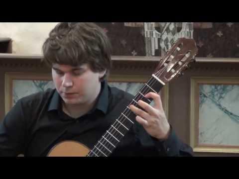 Mauro Giuliani - Six Variations on  Folies d´Espagne  Op. 45