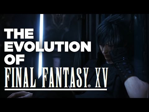 The Evolution of Final Fantasy XV Over 10 Years