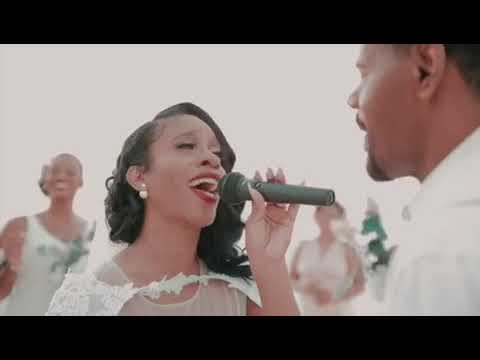 India Arie - Steady Love - CASMÈ sings to her Husband at their Wedding!