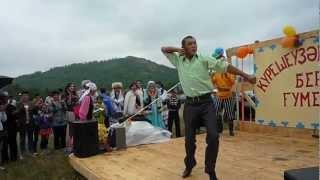 Башкирские народные танцы 3