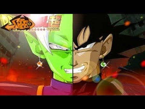 Dragon Ball Super - Bảy viên ngọc rồng siêu cấp tập 57 - 58. Chỉ số sức  mạnh của Black và Zamasu