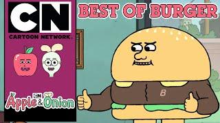 Apple & Onion | Best of Burger | Cartoon Network UK