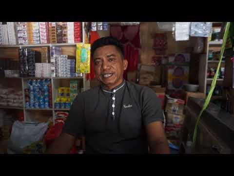 wawancara dengan pedagang di bahodopi morowali sulawesi tengah