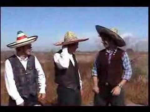 The Three Amigos: Episode 4--Bloopers!