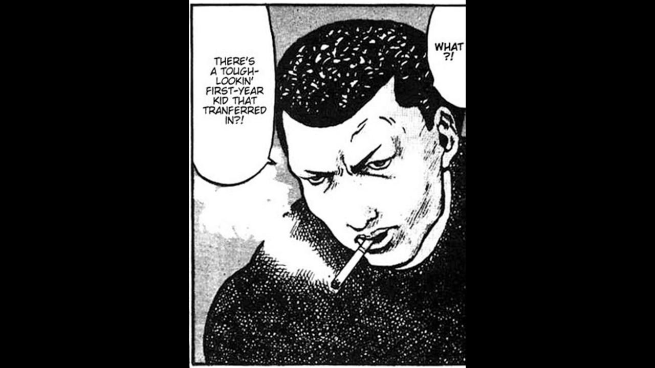 Angel Densetsu Crunchyroll