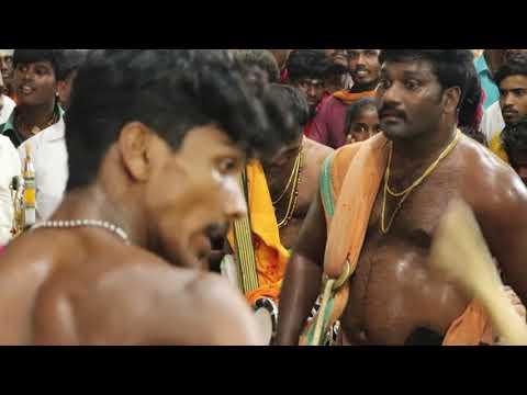 போட்டினா இது போட்டி-Naiyandi vs Chenda-Naiyandi melam-Chenda Melam-Kulasai Mutharamman Kovil