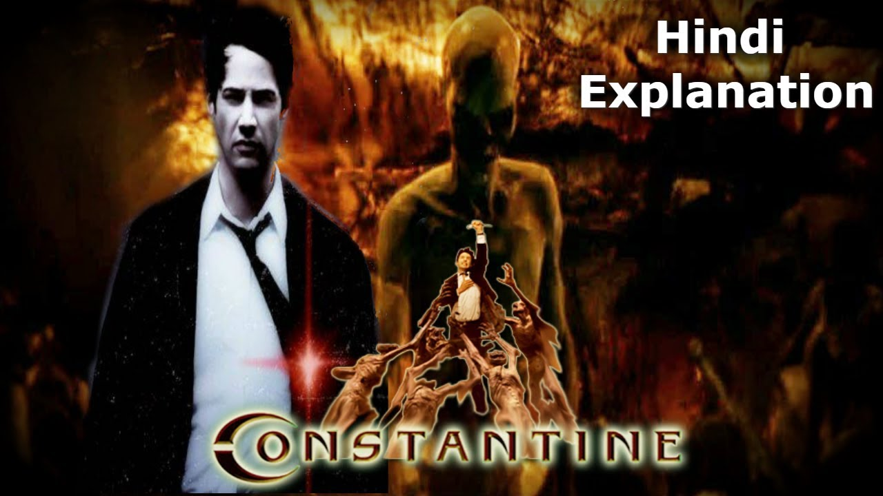 Watch Constantine Full Movie Online for Free in HD