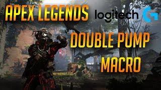 Apex Legends Double Pump Macro Logitech